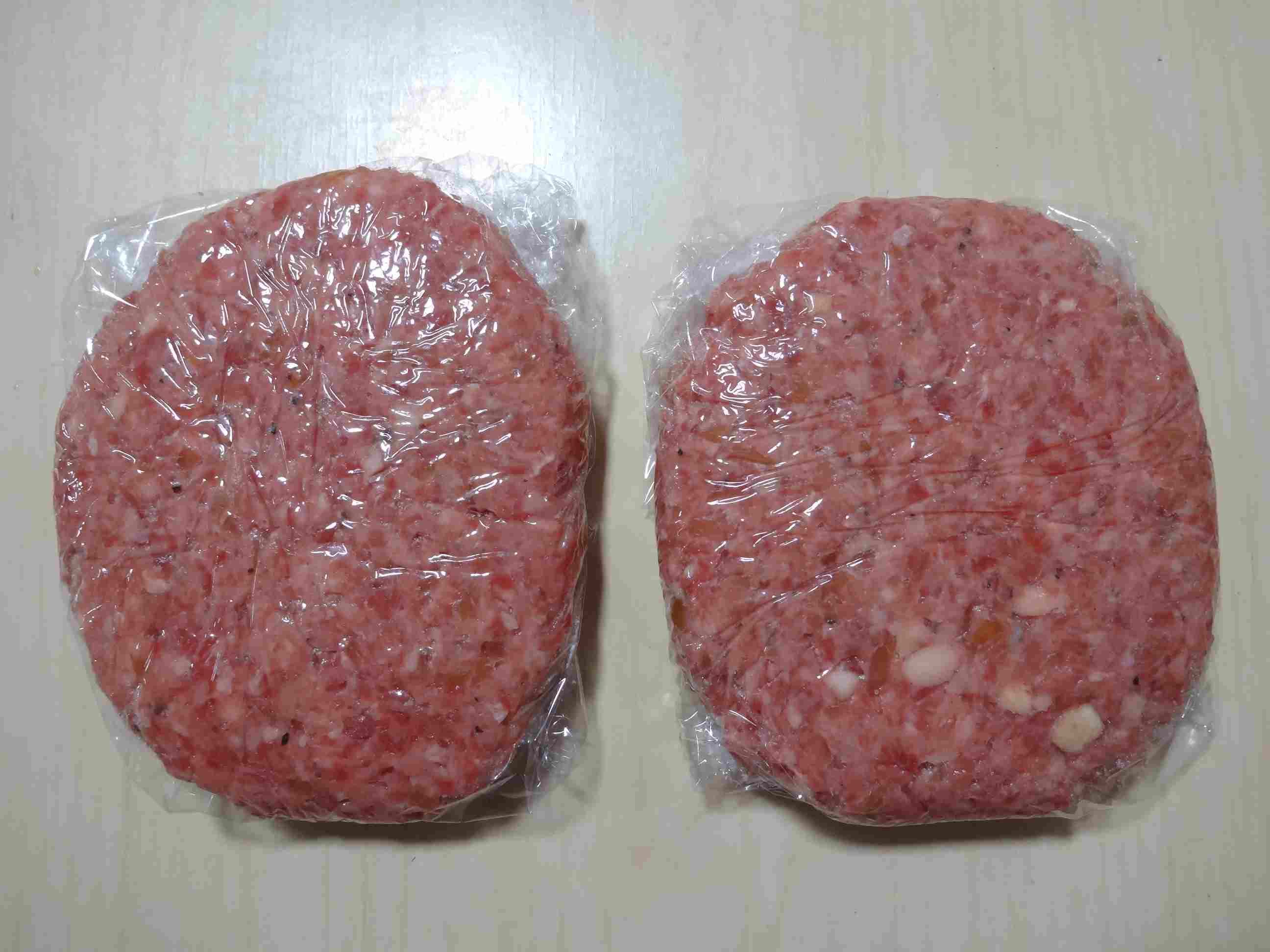 ハンバーグ 冷凍用