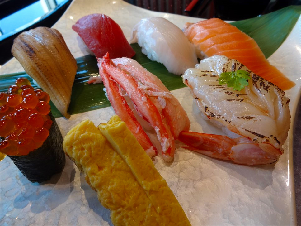 金沢まいもん寿司 セット