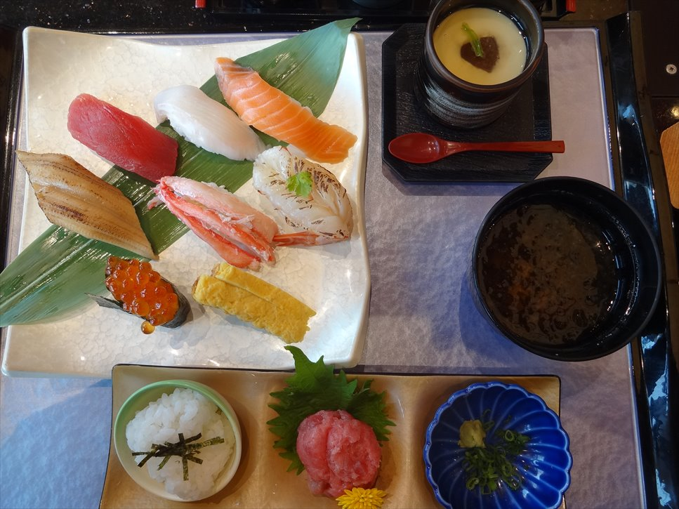 金沢まいもん寿司 寿司セット珠