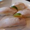 金沢まいもん寿司 のど黒あぶり寿司