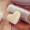 風邪対策 石鹸と手のウォッシュブラシ