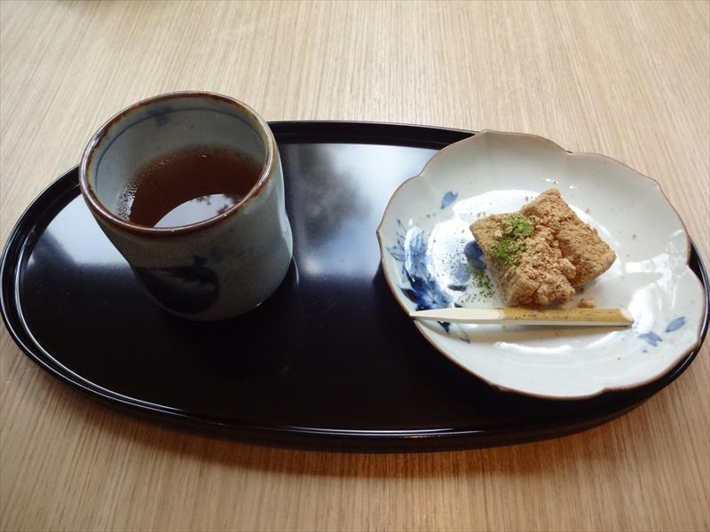 鯛匠HANANA 鯛茶漬け御膳の甘味