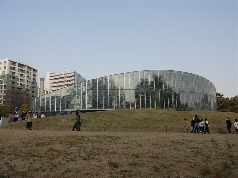 新宿御苑 大温室