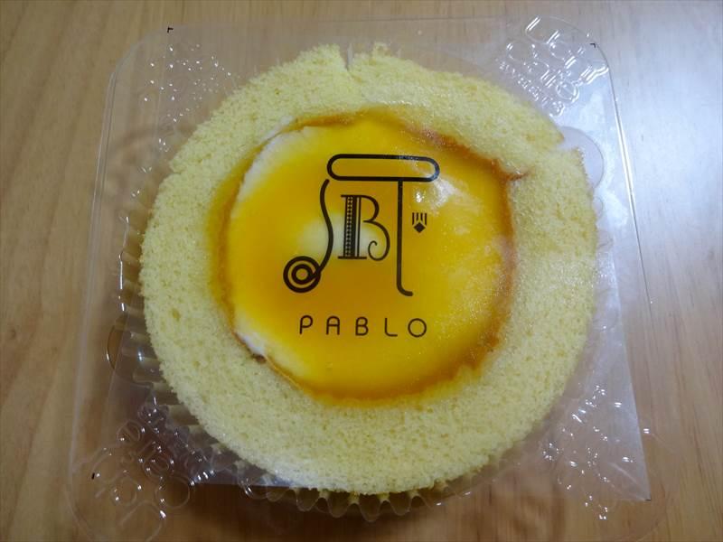 ローソン×PABLOのロールケーキ
