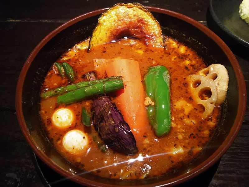 RAMAIのスープカレー