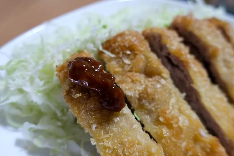 醤油糀withとんかつ